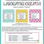 laboratori creativi appignano